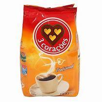 imagem de CAFE 3 CORACOES TRADICIONAL STAND PACK 500G