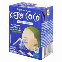 imagem de AGUA DE COCO KERO-COCO 200ML