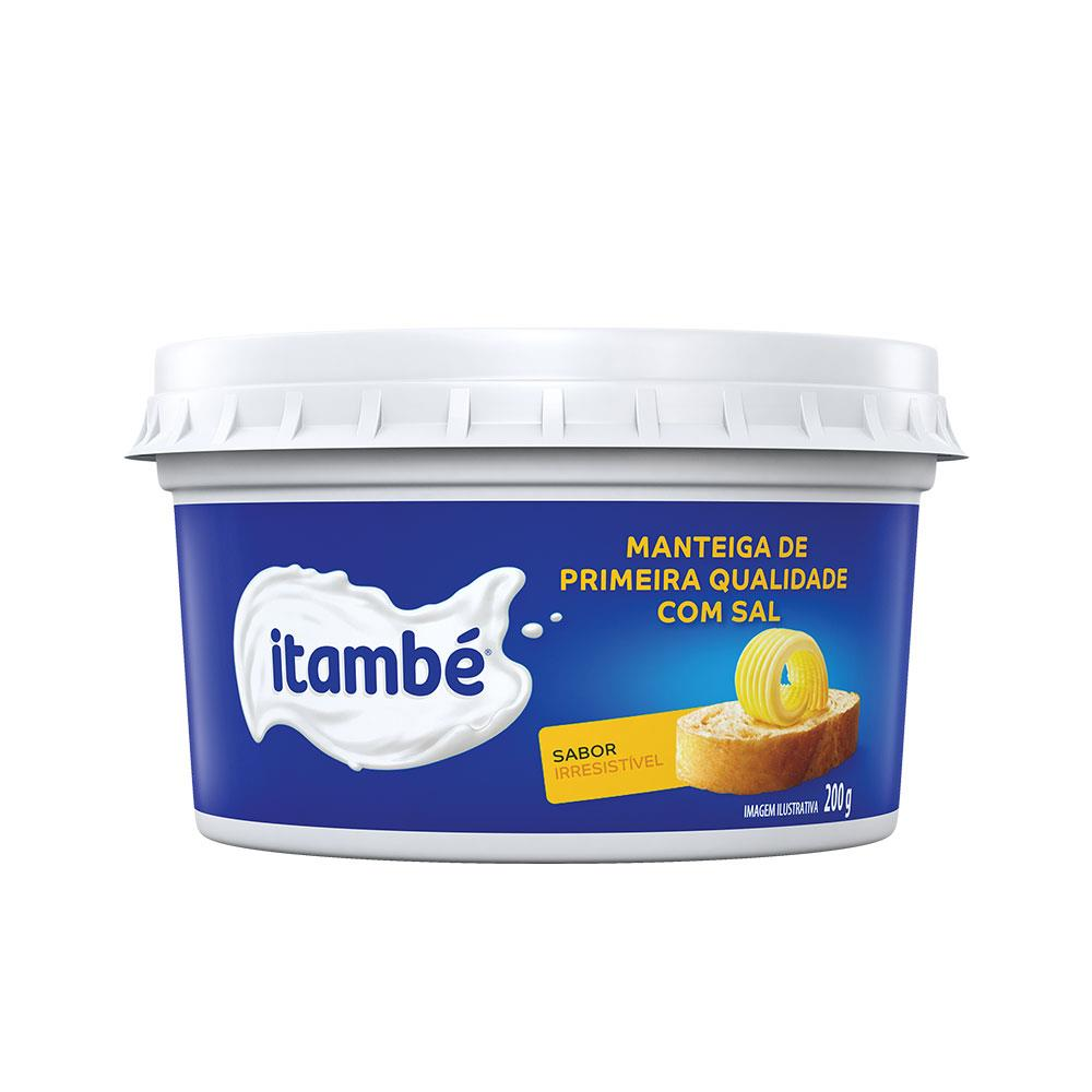 imagem de MANTEIGA ITAMBE POTE 200G